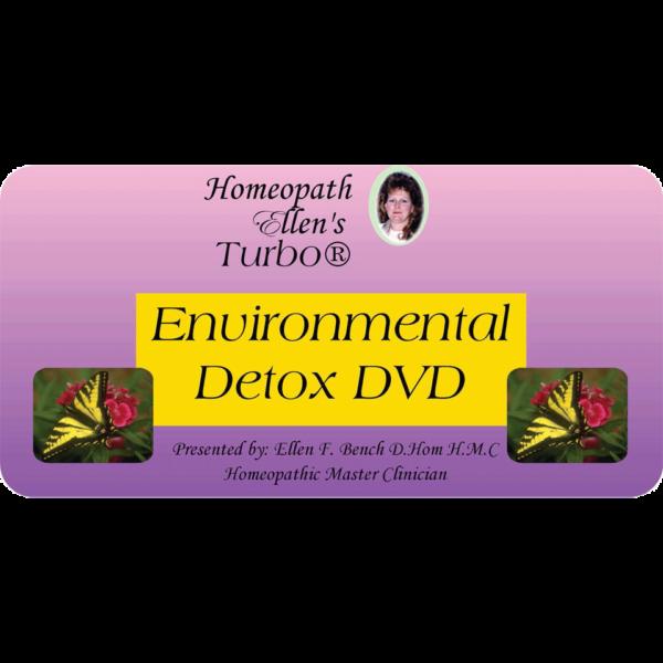 Environmental Detox DVD Class