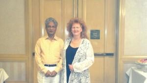 Ellen Fowler Bench with Rajan Sankaran