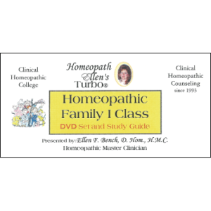Homeopathy Family 1 Audio Class