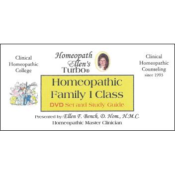 Homeopathy Family 1 Audio Class