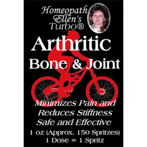 Homeopathic Arthritic Bone and Joint Spritz