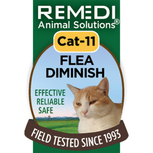 Cat-11-Flea-Diminish