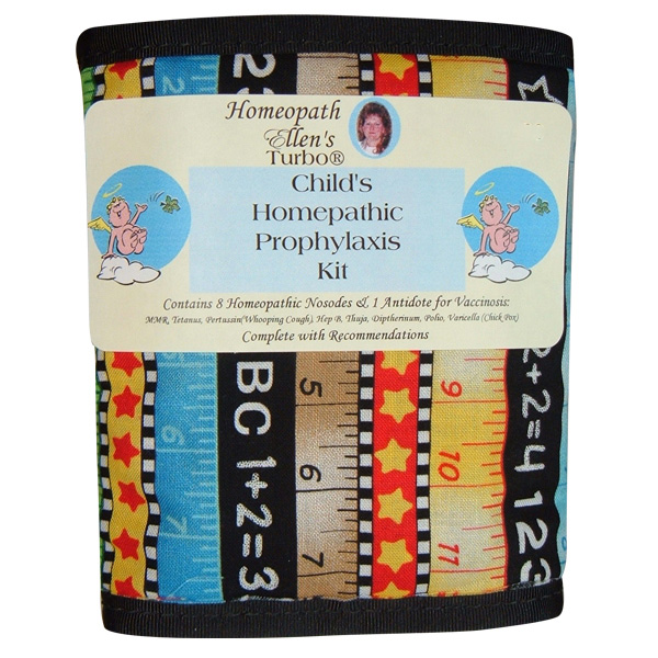 Child Homeopathic Immunizer Kit