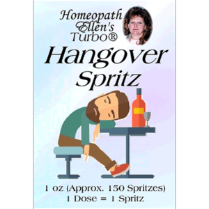 Homeopathic Hangover Relief Spritz
