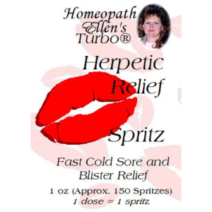 Homeopathic Herpetic Relief Spritz