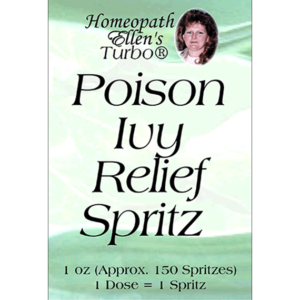 Homeopathic Poison Ivy Relief Spritz