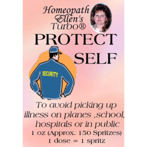 Protect Self Homeopathic Spritz