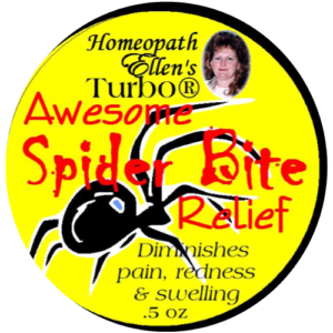 Homeopathic Spider Bite Relief Cream
