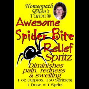 Homeopathic Spider Bite Relief Spritz