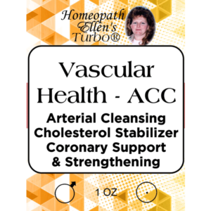 Homeopathic Arterial Coronary Cholesteral Tonic