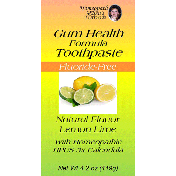 Gum Health Homeopathic Toothpaste