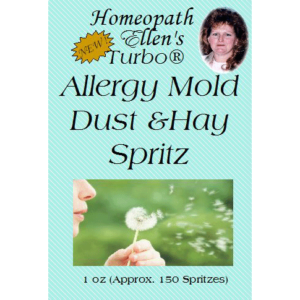 Homeopathic Allergy Relief Spritz