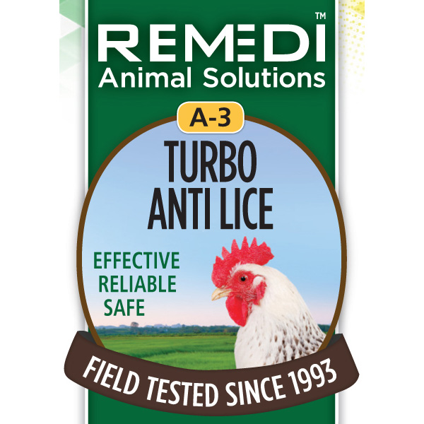 Poultry Anti Lice Treatment