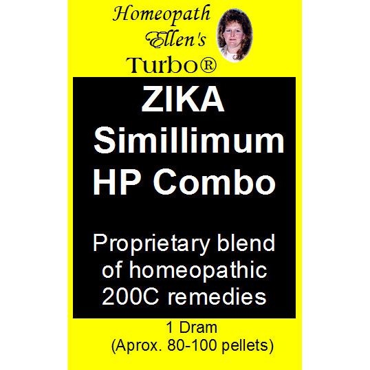 Zika Combo Remedy Pellets