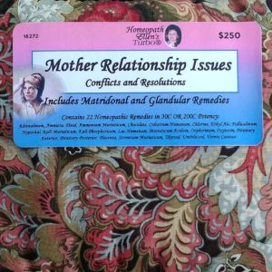 Mother Relationship Issues Kit