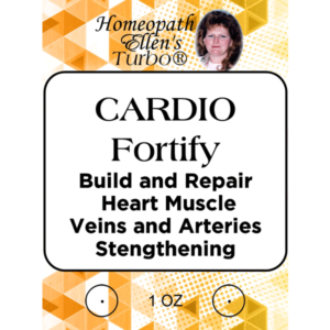 Homeopathic Cardio Fortify Tonic