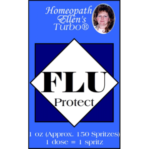 Professional Homeopathic Flu Protection Spritz