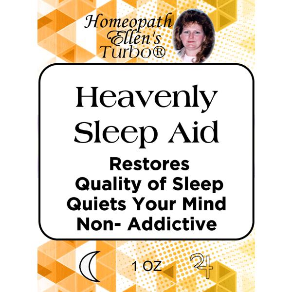 Homeopathic Heavenly Sleep Aid Tonic