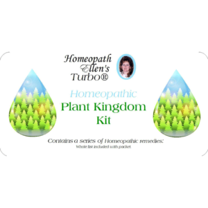 Professional Homeopathic Animal Kingdom Remedies Kit