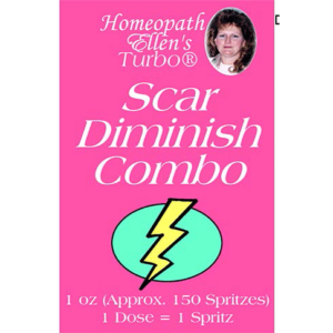Homeopathic Scar Diminish Combo Spritz