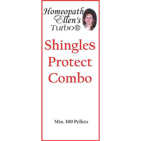Professional Homeopathic Shingles Protect Combo Pellets