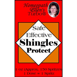 Professional Homeopathic Shingles Protect Spritz