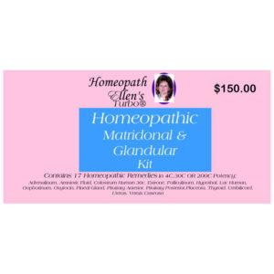 Matridonal & Glandular Kit