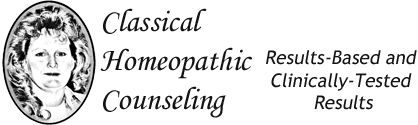 Classical Homeopathic Counseling Logo
