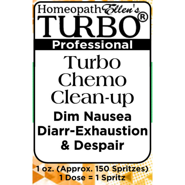 Turbo Chemo Cleanup Spritz
