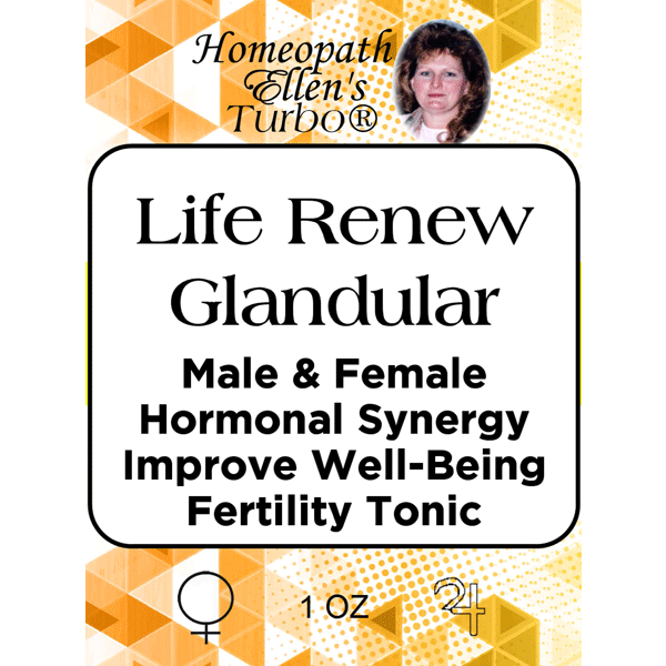 Life Renew Tonic to combat the signs of aging.