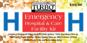 Hospital Emergency Care Kit
