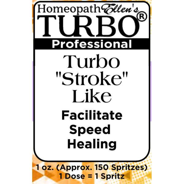 "Turbo ""Stroke"" Like Combo Spritz Remedy"